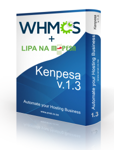 WHMCS MPESA Integration