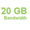 20GB BANDWIDTH