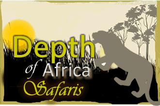 depth of africa