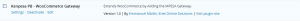 WooCommerce MPESA Gateway - Activate Plugin